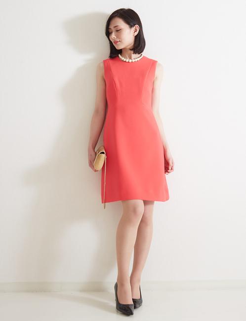 ワンピース,ドレス,ピンク