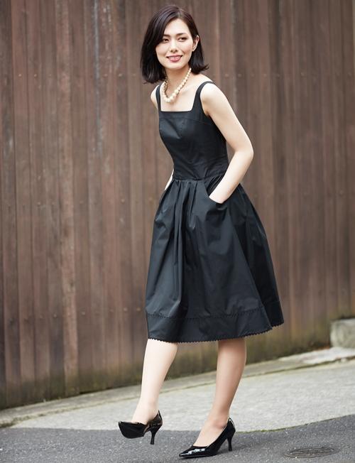 ドレス,ブラック